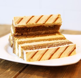 Cake, Autumn Spice Layer Cake, 8 cut