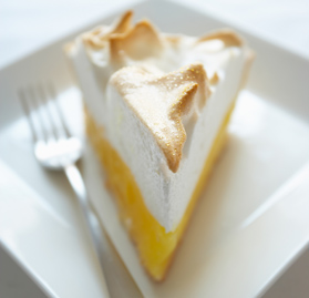 Pie, Lemon Meringue, 10""