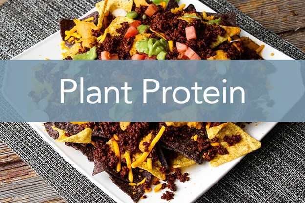 Plant Protein Menu Options From National Food Group