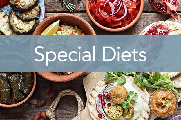 Special Diet Solutions - Kosher, Halal, Plant Proteins, Vegetarian, Allergen Friendly
