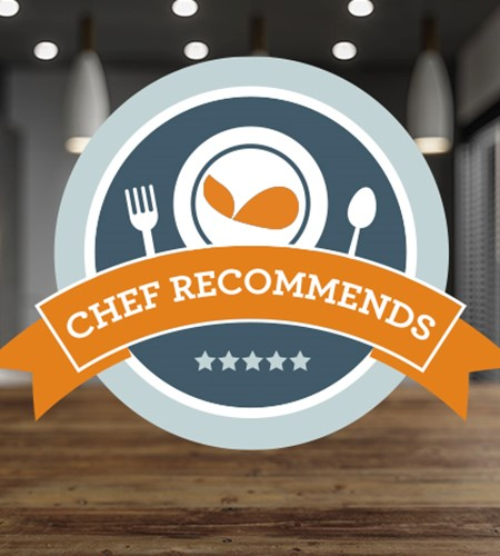Chef Recommends