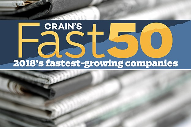National Food Group Named Crain's Detroit Business Top 50 Fastest Growing Companies