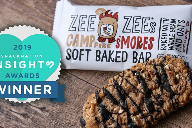 Zee Zees® Receives 2019 SnackNation Insights Award