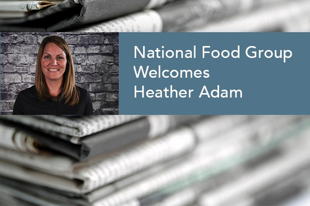 National Food Group Welcomes New Vice President Of Operations