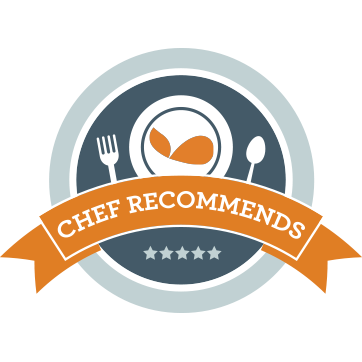 Chef Recommends Logo