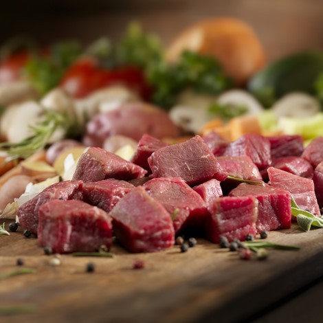 Diced/Strips (Beef)