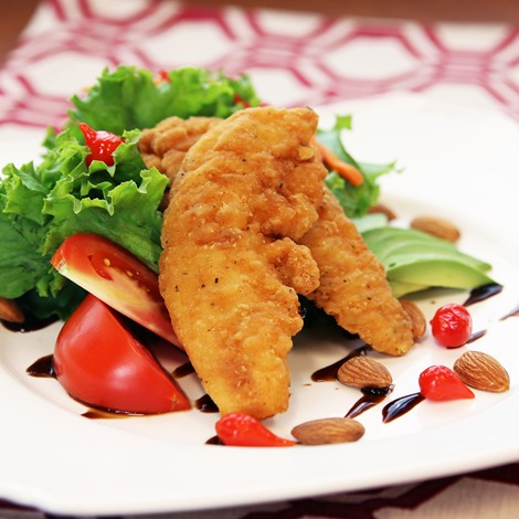 Chicken Tenders - Breaded