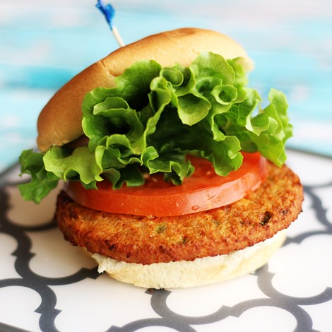Vegetarian Burgers/Patties